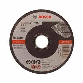 Disco de Corte para Inox 115MM GR.60 X 3/64 Bosch - 1
