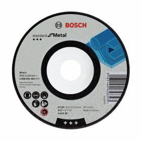 Disco de Desbaste Para Metal180MM GR.24 Bosch - 1