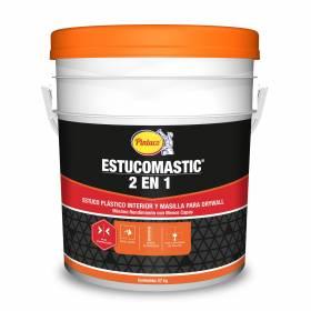 Estucomastic Blanco Pintuco - 1