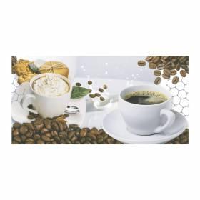 Base Decorada Dulce Café Multicolor 30X60 Corona - 1