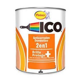 Anticorrosivo gris galón Ico - 1