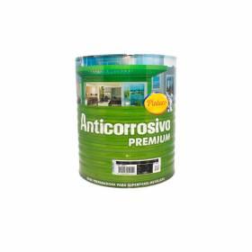 Anticorrosivo negro 200 Pintuco - 1